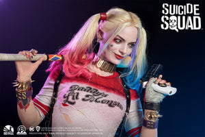 Infinity Studio DC Series Life Size Bust (Suicide Squad Harley Quinn)