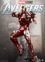 Load image into Gallery viewer, Queen Studios 1/4 Iron Man Mark 7