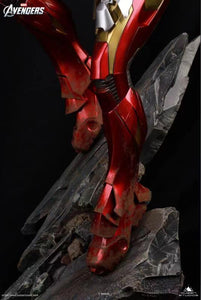 Queen Studios 1/4 Iron Man Mark 7