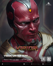 Load image into Gallery viewer, Queen Studios Life Size Vision Bust