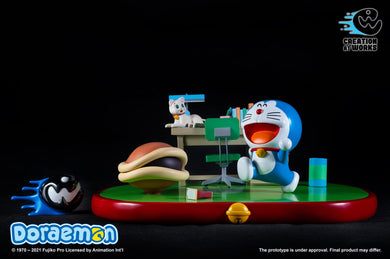 Creation At Works Doraemon 1/6 Scale Premium Statue