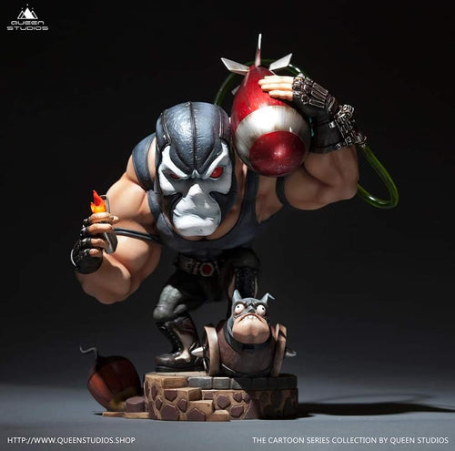 Queen Studios SD Series Bane statue