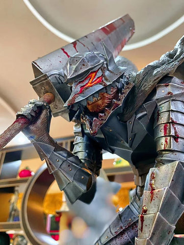 Soul Wing X AOW 1/4 Berserk - Guts on Tentacled Ship Deluxe edition