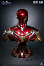 Load image into Gallery viewer, Queen Studios Life Size Iron Man Mark 85 Bust