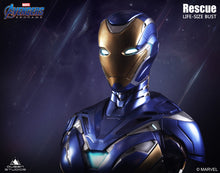 Load image into Gallery viewer, Queen Studios Life Size Iron Man Mark 49 Bust