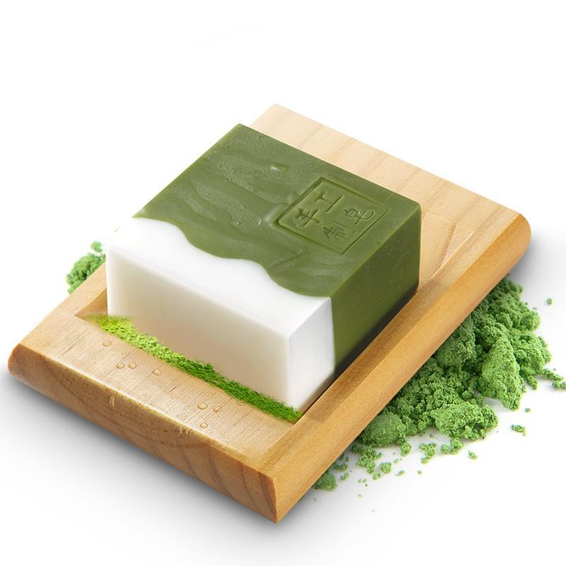 Handmade Green Tea Soap