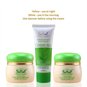 Whitening cream moisturizer