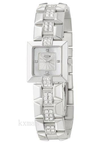 Discount Fashion 18Ct White Gold 14 mm Watch Band 309400_K0025737