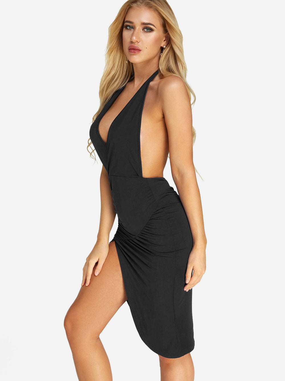 Ladies Black Sexy Dresses