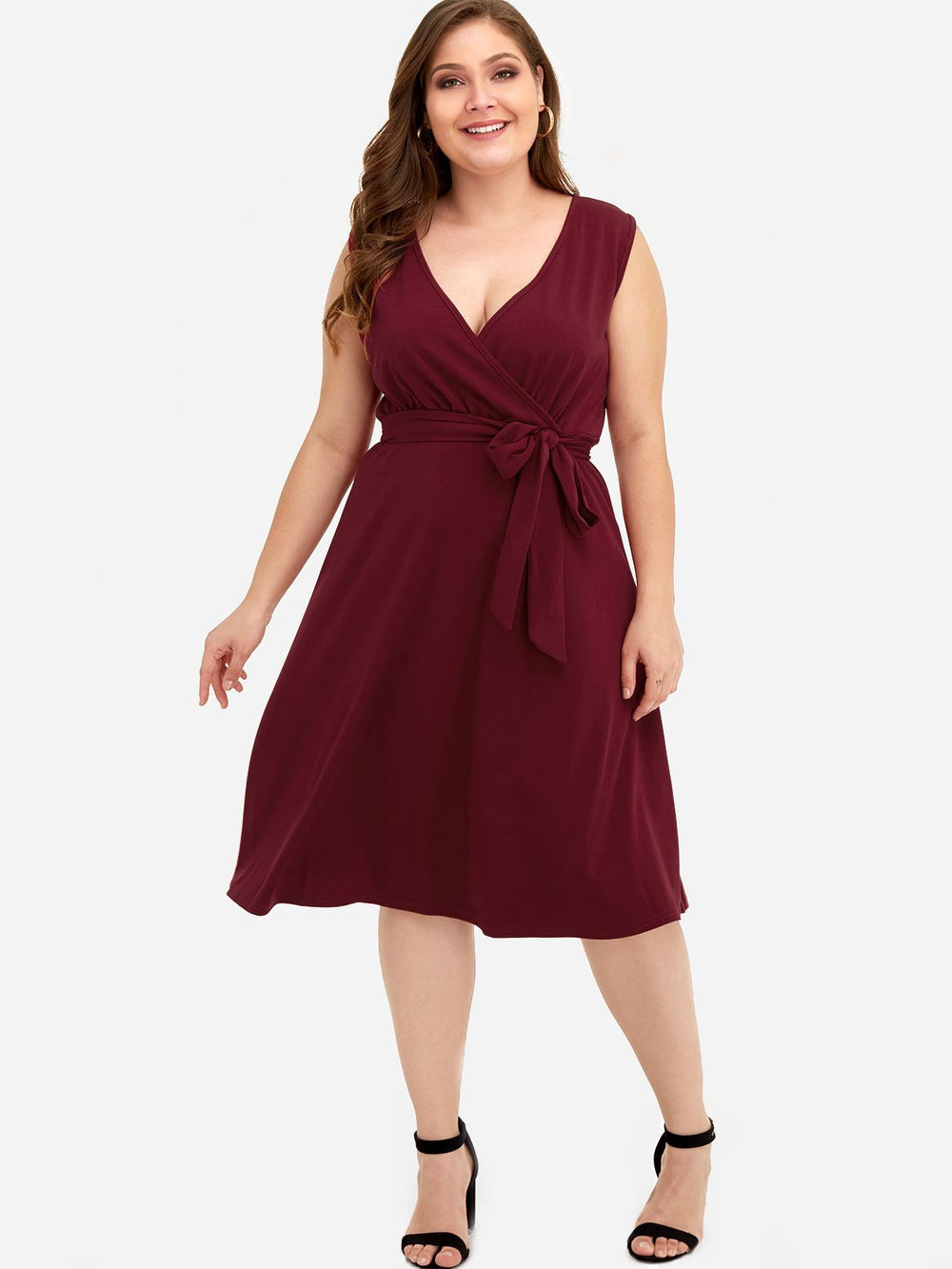 Plus Size Christmas Formal Dresses