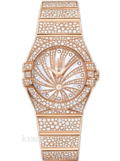 Wholesale High-quality Rose Gold 20 mm Watches Band 123.55.27.60.55.009_K0018047
