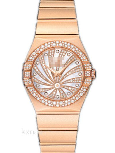 Wholesale Discount Buy Rose Gold 20 mm Watch Band 123.55.27.60.55.013_K0018043