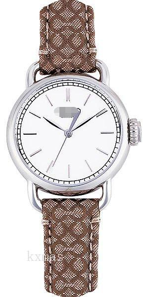 Beautiful Elegance Leather/Fabric Watches Strap 14501262_K0038122