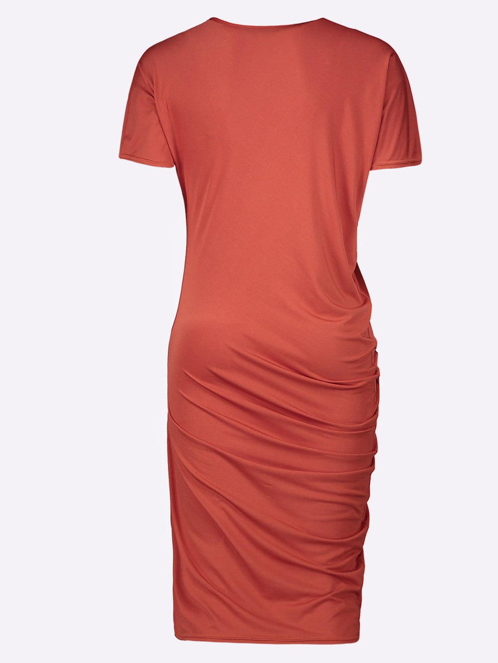 Ladies Orange Bodycon Dresses