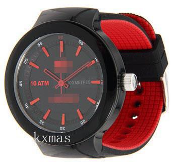 Wholesale Trendy Rubber Wristwatch Strap 2010660_K0013535