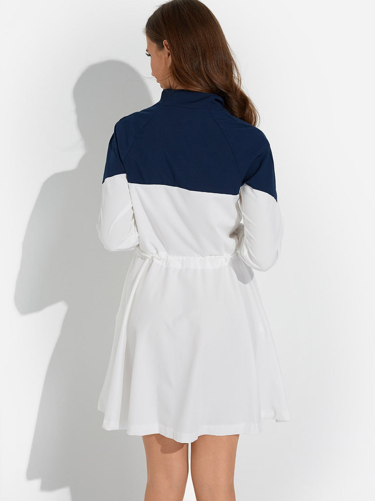 Womens White Casual Dresses