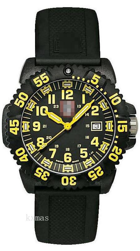 Wholesale Designer Rubber 23 mm Watches Band 3055_K0021182