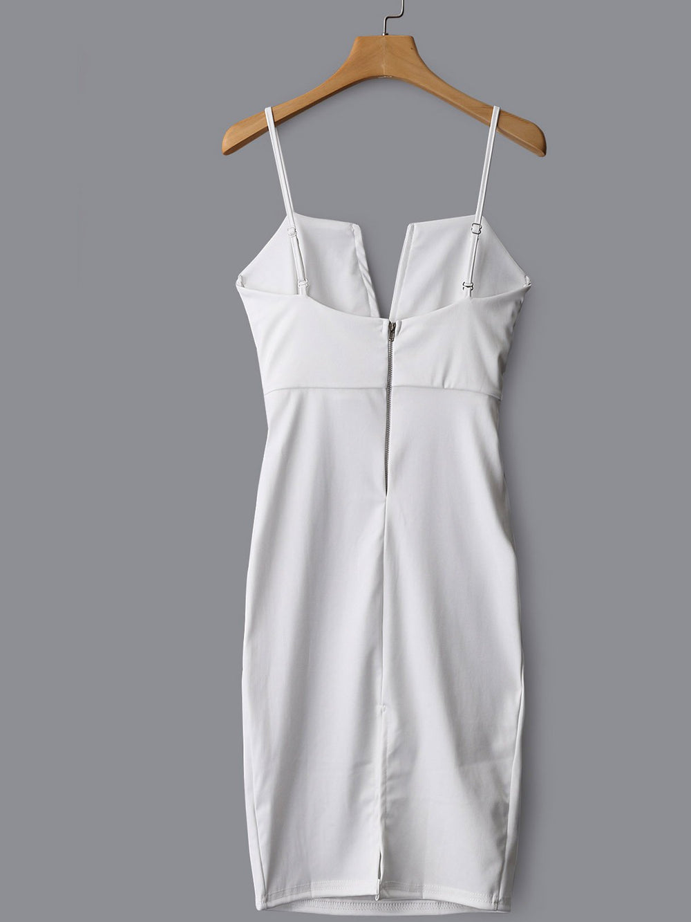 Ladies White Bodycon Dresses