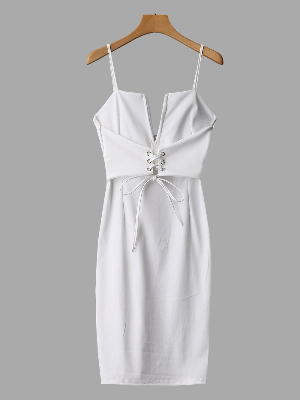Womens White Bodycon Dresses