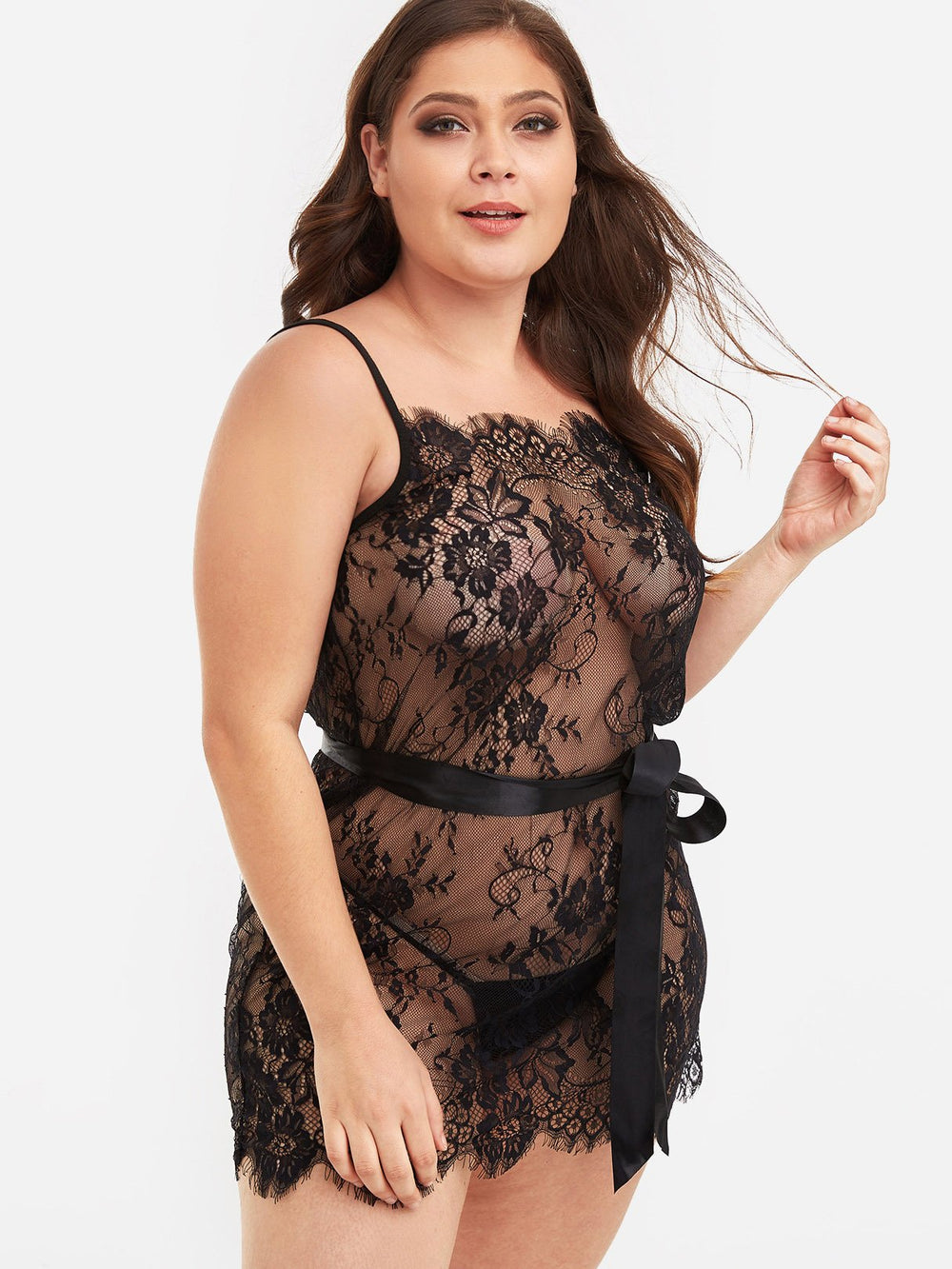 Plus Size Intimate Wear