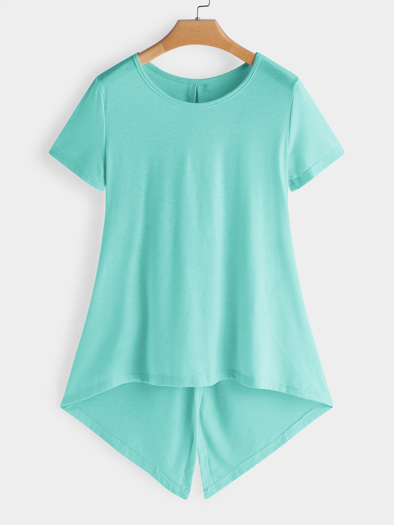 Womens Green T-Shirts