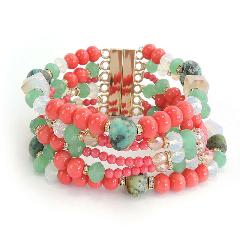 Handcrafted Beaded Bracelets
