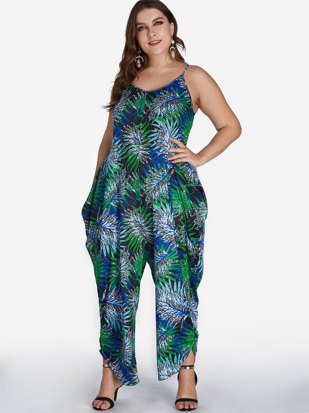 Womens Multi Plus Size Bottoms