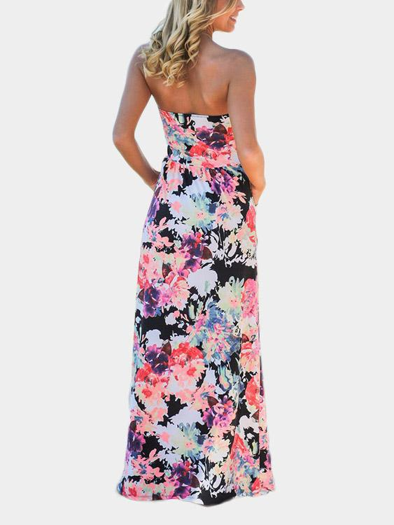 Womens Multi Maxi Dresses