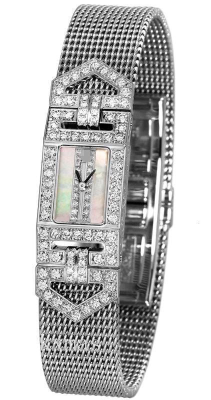 Wholesale High Fashion White Gold Watch Band 67025BC.ZZ.1068BC.02_K0012351