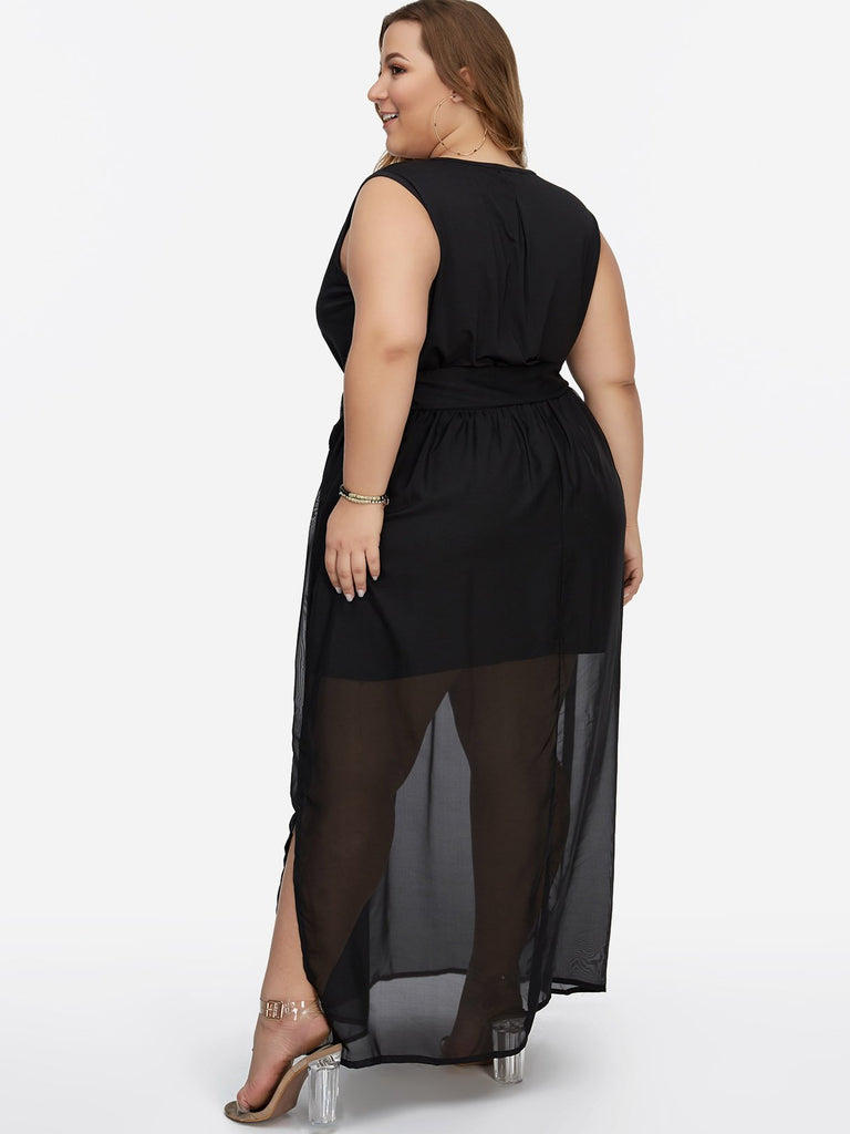 Womens Black Plus Size Dresses