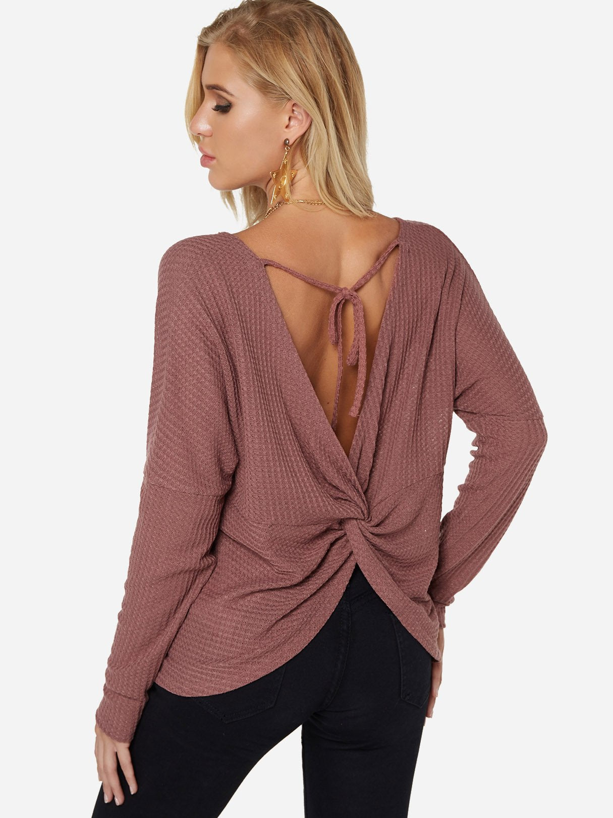 Backless T-Shirts