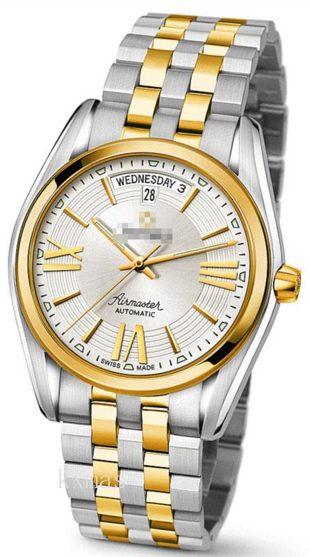Best Buy Elegance Twotone Stainless Steel Watches Band 93909SY-342_K0005876