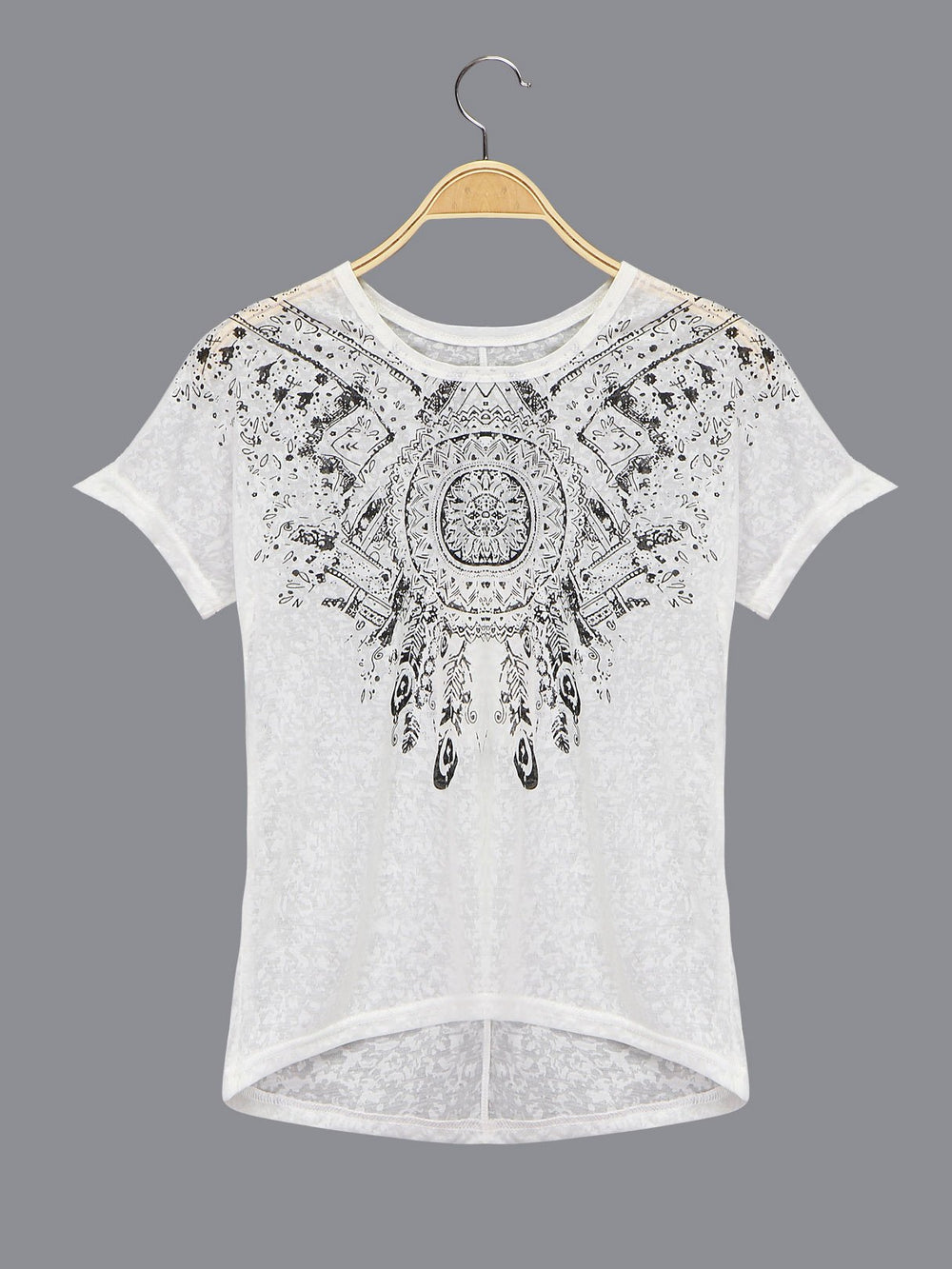 Womens Half Sleeve T-Shirts