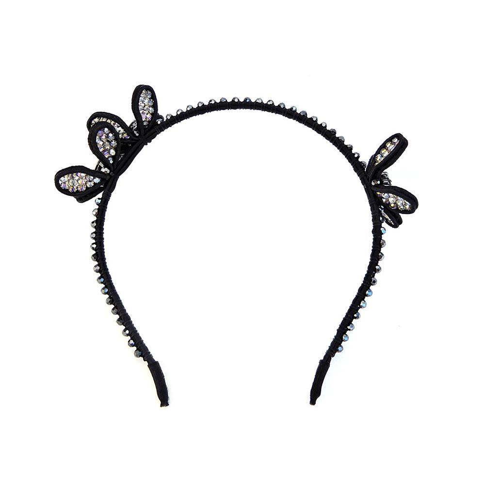 Roaring 19S Diamond Handmade Headband Jewelry