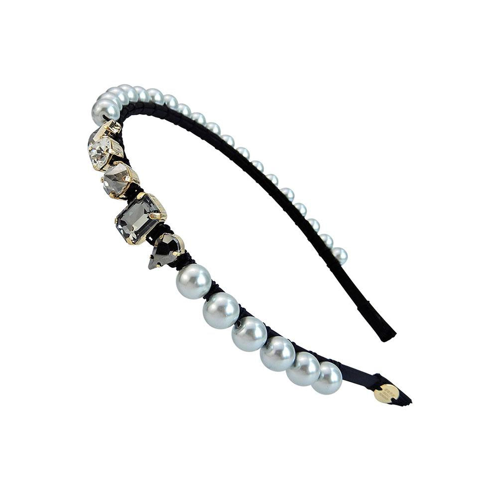 Handcrafted Pearls Headbands