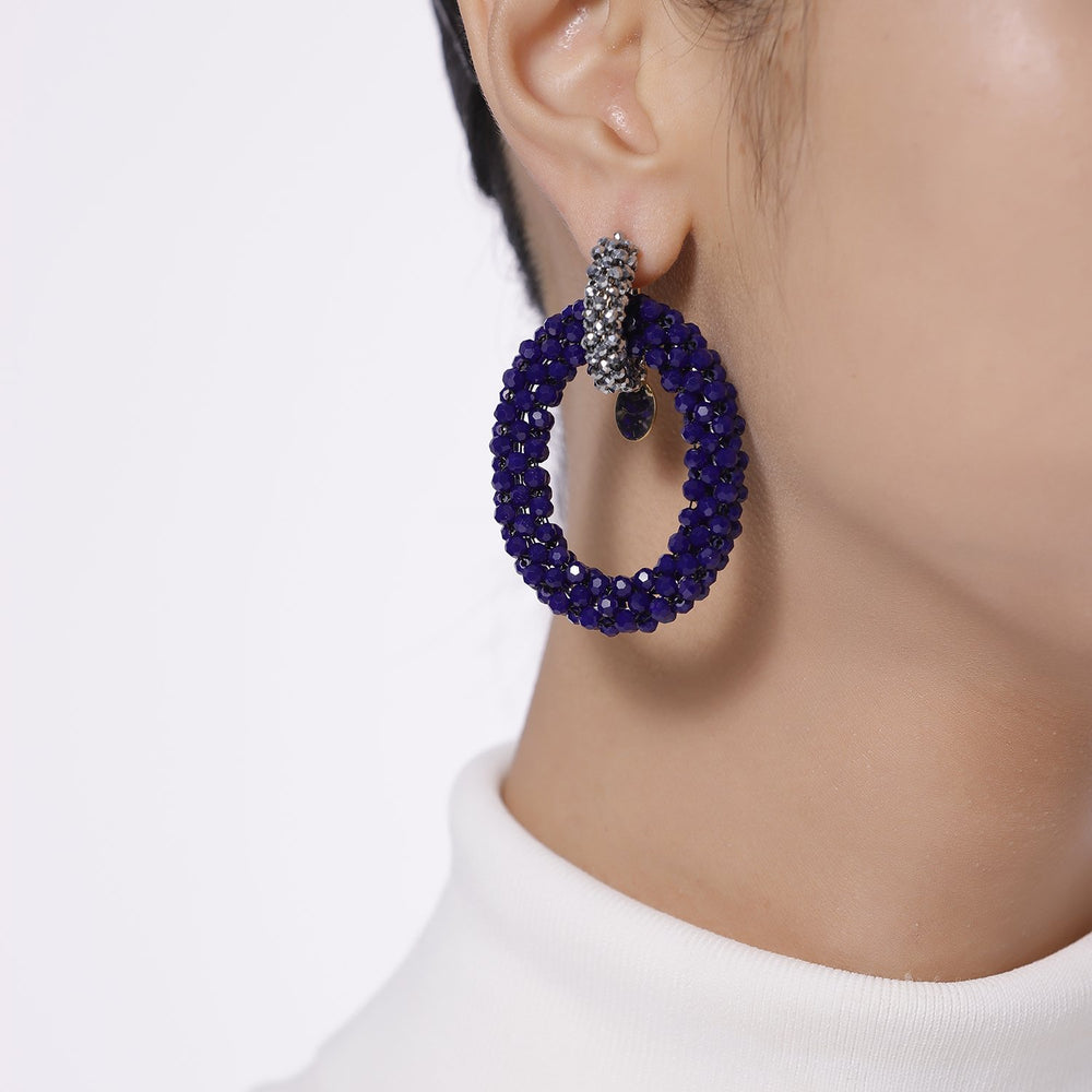 Best Handmade Large Hoop Earrings