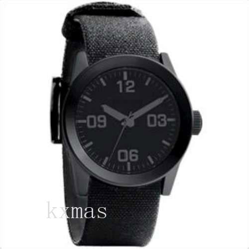 Wholesale Classic Canvas 23 mm Watch Wristband A049-001_K0027471