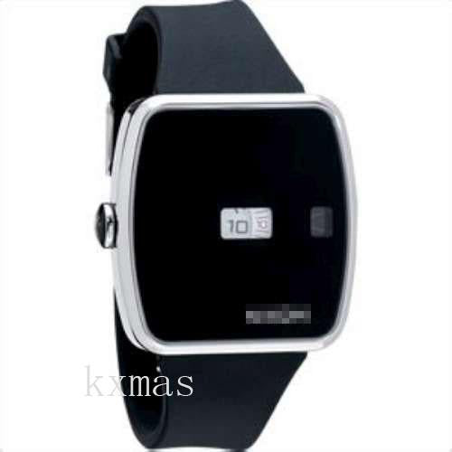 Wholesale Quality Polycarbonate 16 mm Watch Band A106-000_K0027467