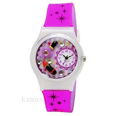 Bargain Great PVC Watch Strap AL1203-PI_K0039163
