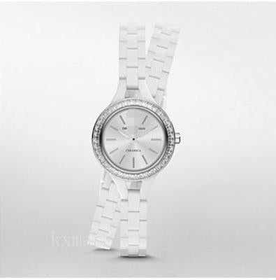 Trendy Elegance Ceramic Replacement Watch Band AR1482_K0000881