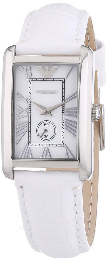 Most Elegance Leather Wristwatch Band AR1672_K0000878