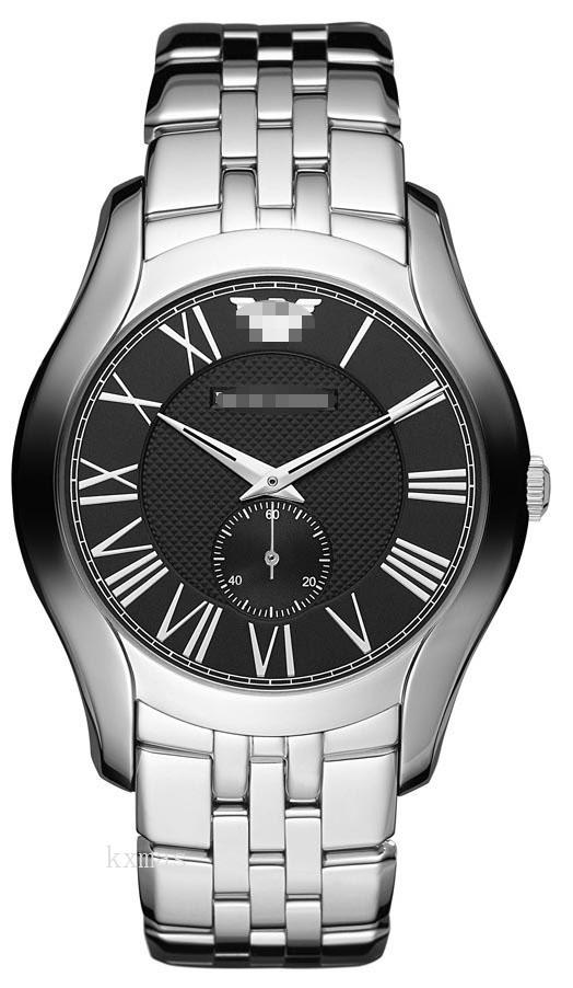 Discount Elegance Stainless Steel Watches Band AR1706_K0000863