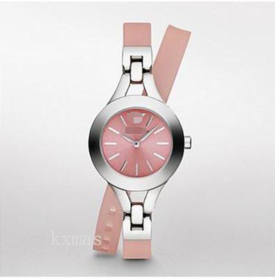 Cheap Luxury Silicone Wristwatch Strap AR7346_K0000719