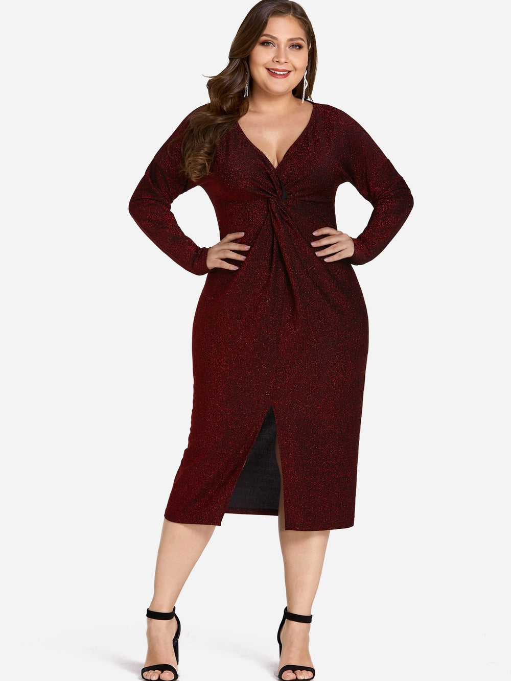 Pretty Party Dresses Plus Size