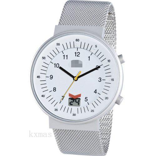 Casual Stainless Steel Watch Band BN0087WHSLMHG_K0000121