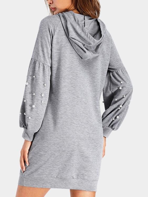 Womens Grey Sweatshirts