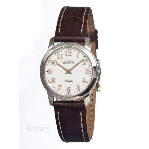Classic Leather Watch Strap Replacement C4411-1_K0010462