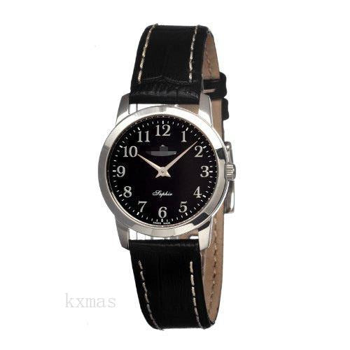 Cheap Trendy Leather Replacement Watch Strap C4411-3_K0010461