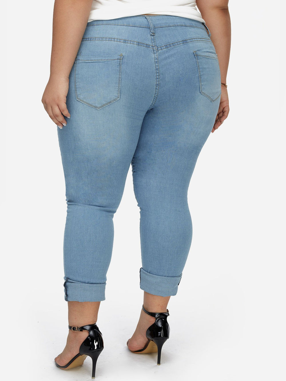 Womens Plus Size Bottoms