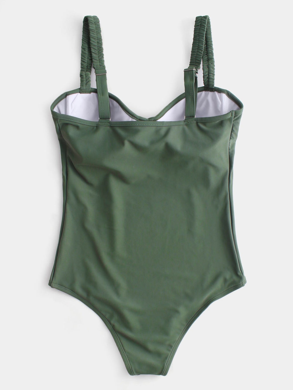 Womens Green One-Pieces